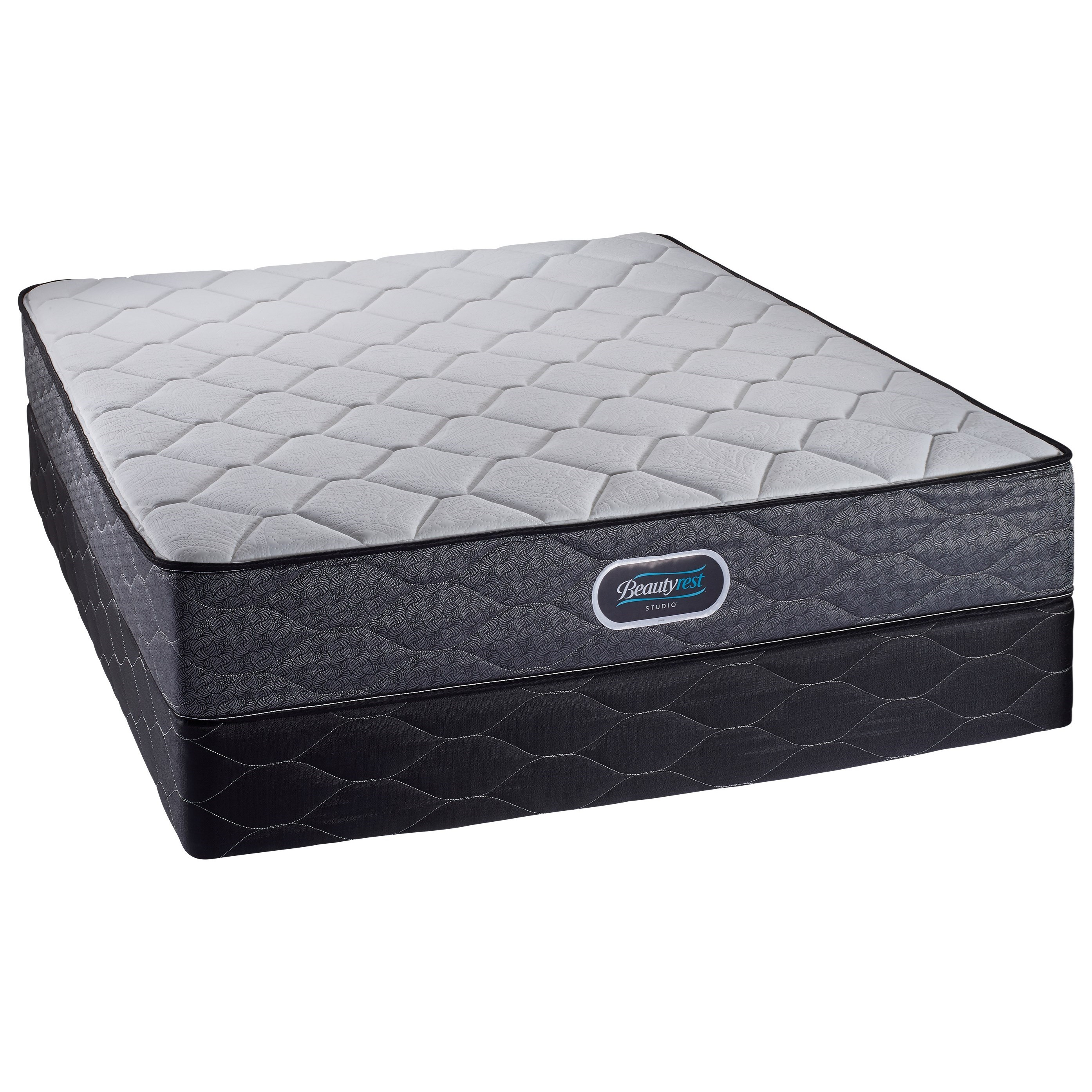 BR Studio Danica Firm Full Firm Tight Top Mattress Set by Beautyrest Canada at Jordan's Home Furnishings