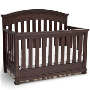 Simmons Kids Castille 4- In -1 Crib