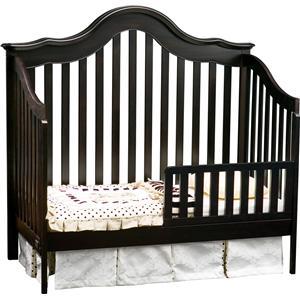 Simmons Kids Cradle Me Crib 'N' More with Toddler Guard Rail