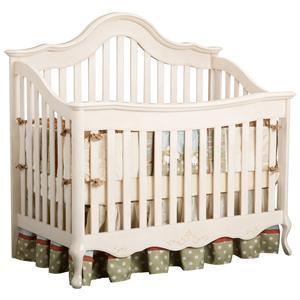 Simmons Kids Cradle Me Convertible Crib 'N' More