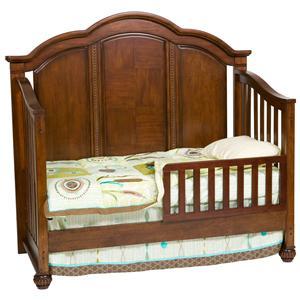 Simmons Kids Raleigh Crib 'N' MoreToddler Bed
