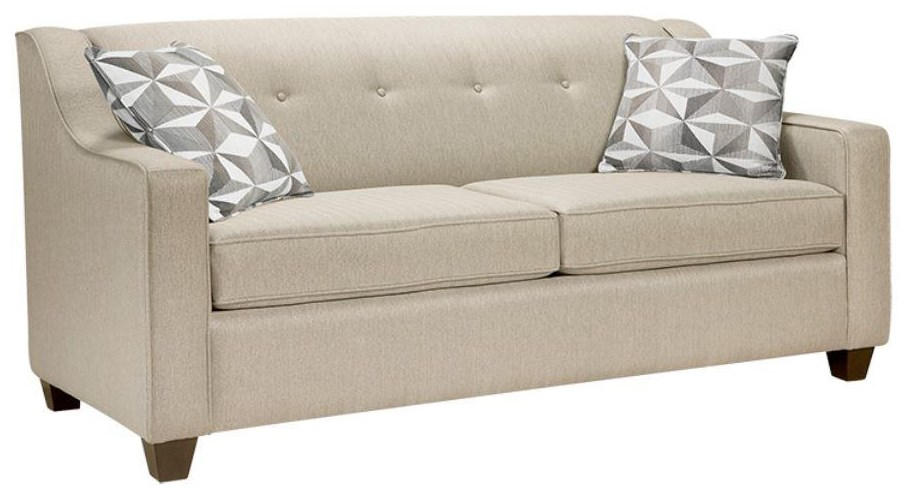 Rebecca Double Sofa Bed by Simmons Upholstery Canada at Stoney Creek Furniture