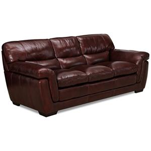Simon Li 6956 Casual Leather Sofa