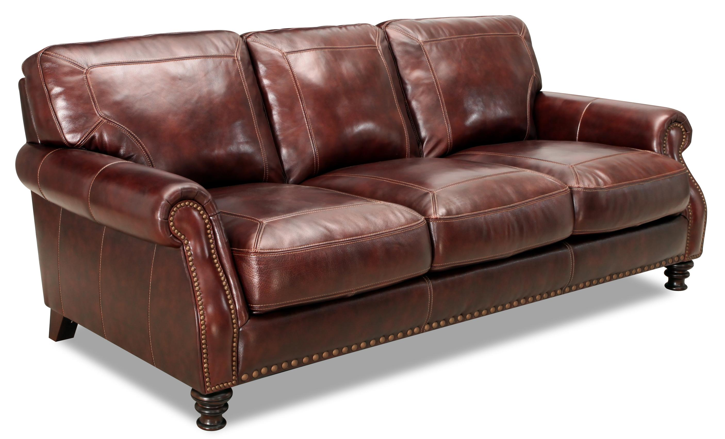 Simon Li 6978 Rolled Arm Sofa   Item Number: 6978 30