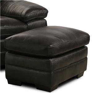 ottoman w pillow top - Simon Li Furniture