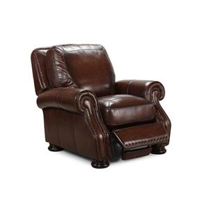 Simon Li H039 Low Leg Leather Recliner