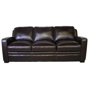 Simon Li J305 Leather Sofa