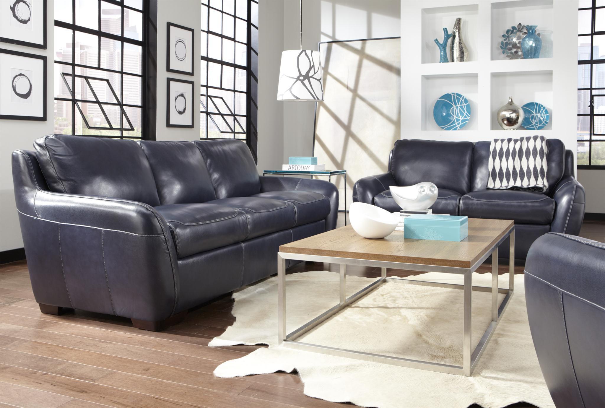 Simon Li Bella Stationary Living Room Group Dream Home
