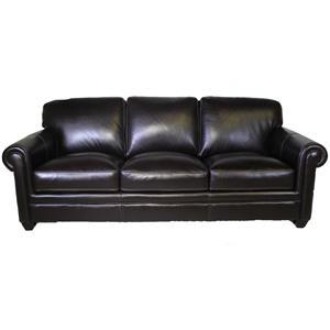 Simon Li J373 Leather Sofa