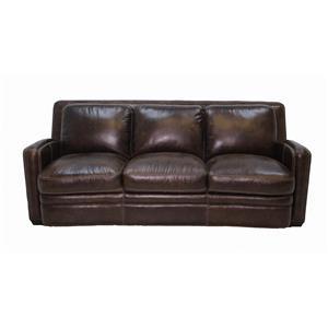 Simon Li J390 Leather Sofa