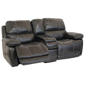 Simon Li Pinnacle Power Gliding Reclining Love Seat