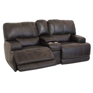 Simon Li Placier Power Reclining Love Seat