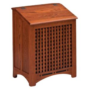 Simply Amish Aspen Clothes Hamper