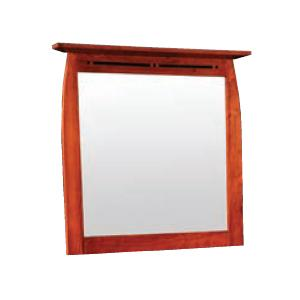 Simply Amish Aspen Mirror for Sideboard