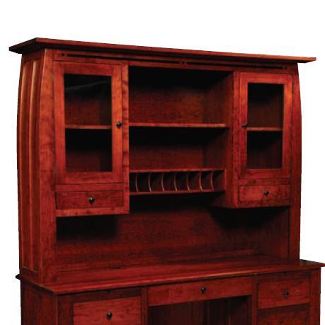 Hutch Top for Desk or Credenza