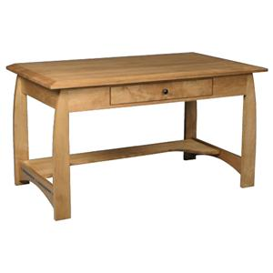 Simply Amish Aspen Computer Desk