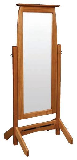Cheval Mirror, Beveled