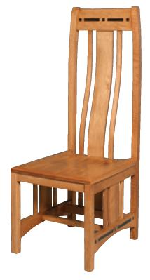 Wood Seat Aspen Side Chair