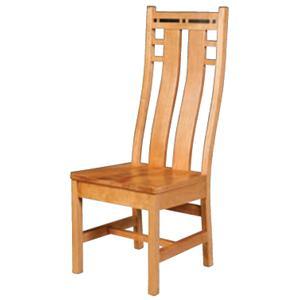 Simply Amish Aspen Colorado Side Chair