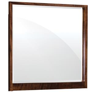 Simply Amish Beaumont SA Dresser Mirror