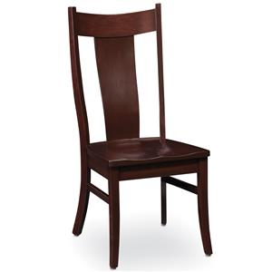 Simply Amish Chairs Arnold Side Chair