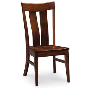 Simply Amish Chairs Lincoln Side Chair