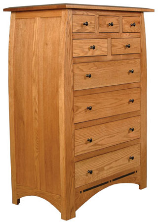 9-Drawer Chest
