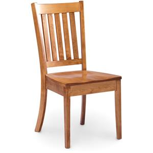 Simply Amish Express Wright Dining Side Chair