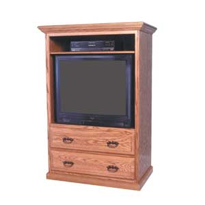 Simply Amish Classic TV Cabinet