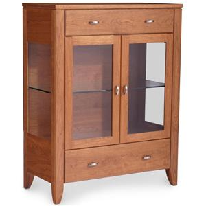 Simply Amish Justine Dining Cabinet