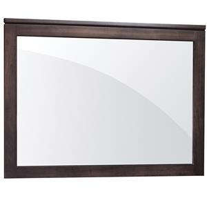 Simply Amish Justine Mule Chest Mirror