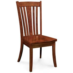 Simply Amish Loft Parkway Side Chair