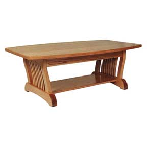 Simply Amish Royal Mission Coffee Table