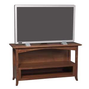 Simply Amish Shaker Amish Hill Small TV Stand