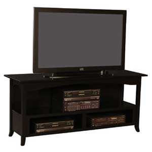 Simply Amish Shaker Amish Hill TV Stand
