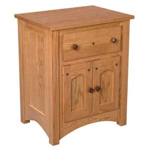 Simply Amish Royal Mission Nightstand