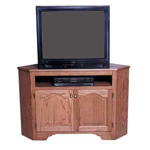 Simply Amish Country Corner TV Stand