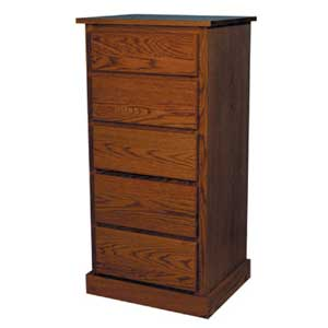 Simply Amish Mission Amish Lingerie Chest