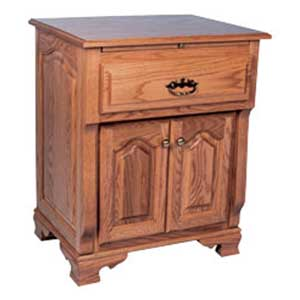 Simply Amish Heritage Amish Deluxe Nightstand