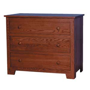 Simply Amish Shaker Amish Short Chest