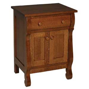 Simply Amish Empire Nightstand