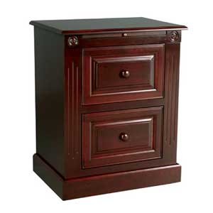 Simply Amish Imperial Amish Deluxe Bedside Chest