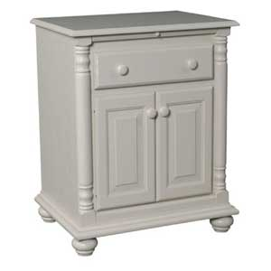 Simply Amish Savannah Deluxe Nightstand