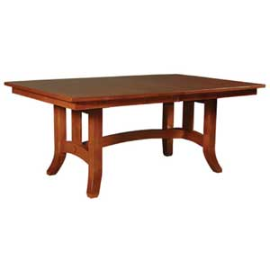 Simply Amish Shaker Amish Hill Table