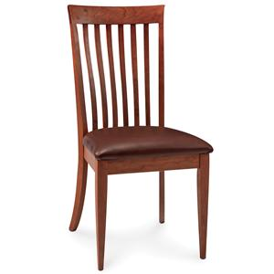 Simply Amish Studio Loft Studio Side Chair