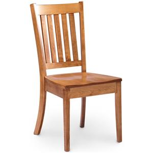 Simply Amish Studio Wright Side Chair