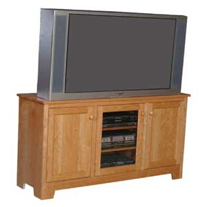 Simply Amish Classic TV Stand