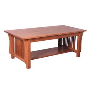 Simply Amish Prairie Mission Coffee Table