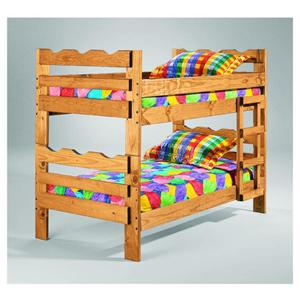 Simply Bunk Beds Simply Bunkbeds Twin/Twin Bunkbeds