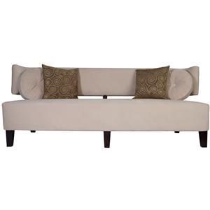 Sitcom Jasmine Armless Sofa
